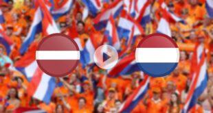 هولندا ولاتفيا مباشر كورة اون لاين
