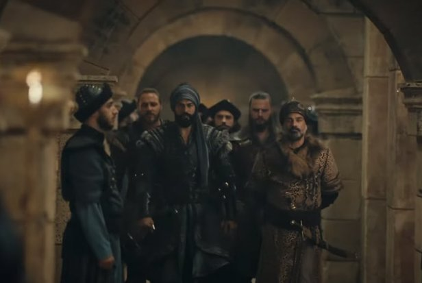 ماهو سبب ذهاب عثمان المفاجئ الى العاصمة السلجوقية؟